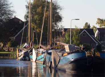 Ligplaats boot - Schitterende ligplaats in het groen in Loosdrecht